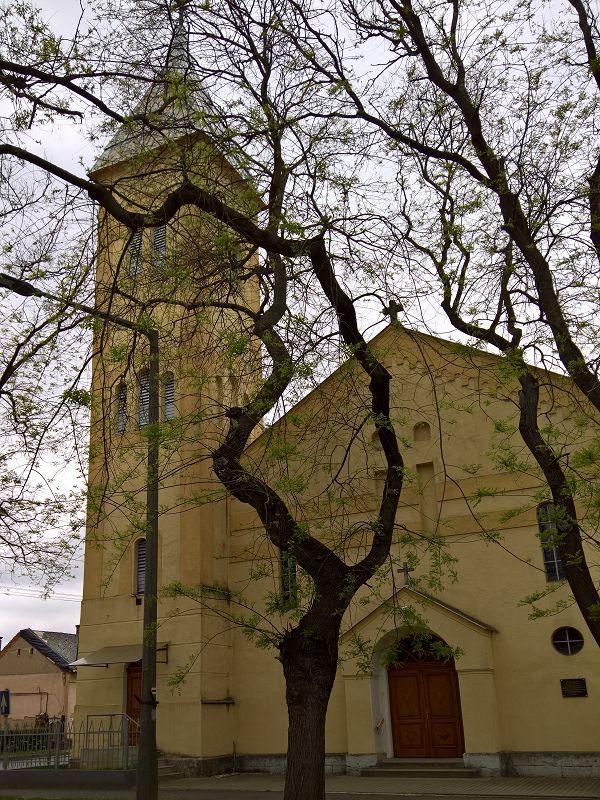 Szent Kereszt Római katolikus templom és plébánia épülete (Vásárosnamény) http://www.turabazis.hu/latnivalok_ismerteto_4902 #latnivalo #vasarosnameny #turabazis #hungary #magyarorszag #travel #tura #turista #kirandulas