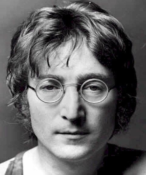 John Lennon, 40, shot to death