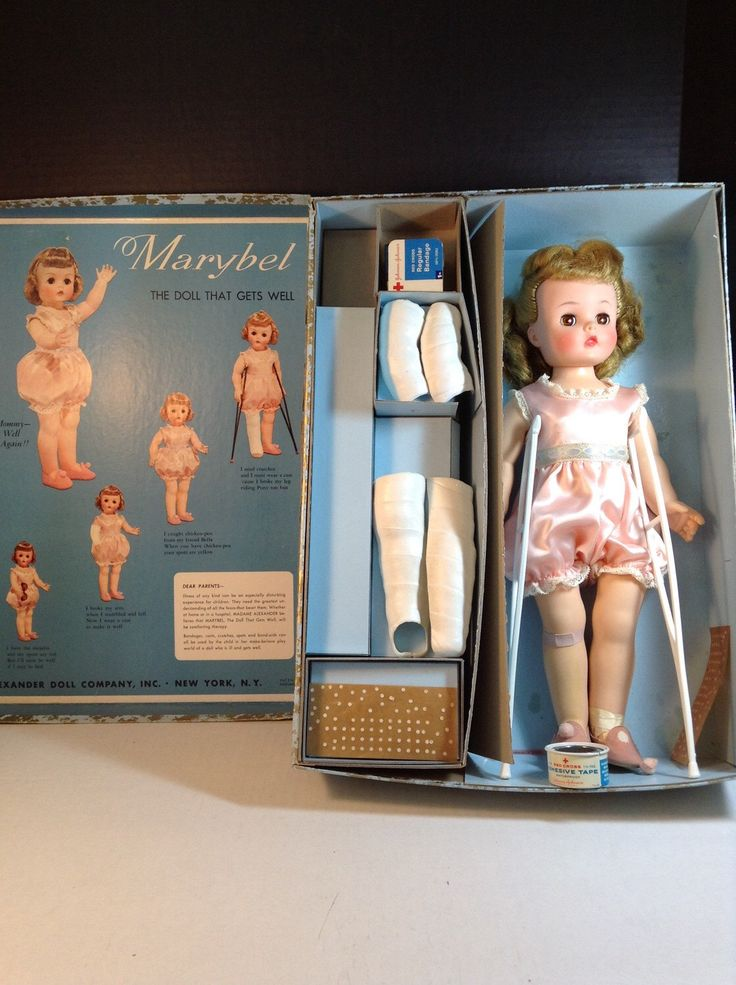 Madame Alexander Marybel Get Well by HelloDollySanJose on Etsy https://www.etsy.com/listing/217905657/madame-alexander-marybel-get-well