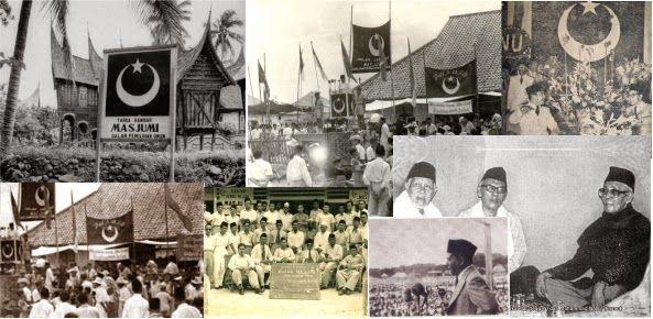 Hendri Teja: MASYUMI, PARPOL ISLAM DAN AHOK