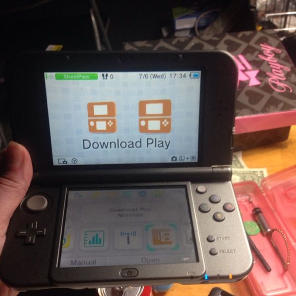 For Sale: Nintendo 3 DS XL for $95