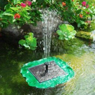 10 Best Solar Power Water Fountains By Serenity Health
