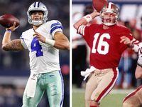 Charles Haley likens Dak Prescott to Joe Montana - NFL.com