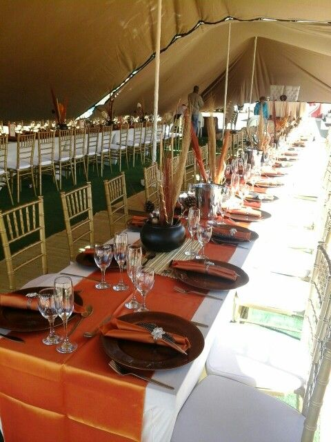 Modern south african Traditional wedding