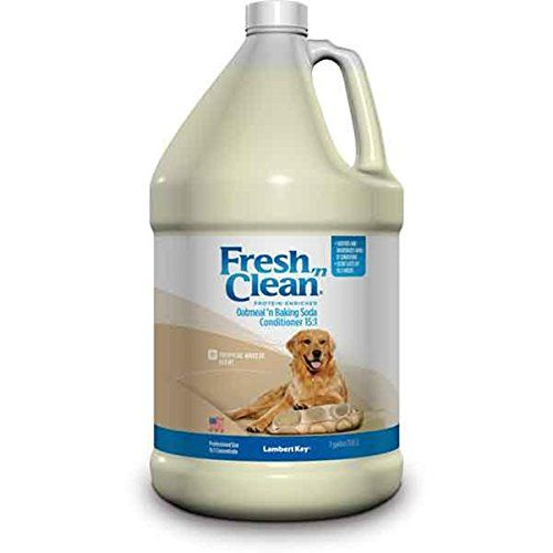Lambert Kay Fresh 'N Clean Oatmeal 'N Baking Soda Dog Conditioner, 1-Gallon *** More details can be found by clicking on the image. #DogGroomingSupplies