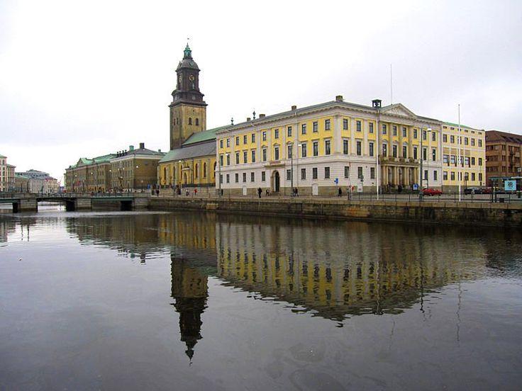 Gothenburg – Gothenburg, Vastergotland