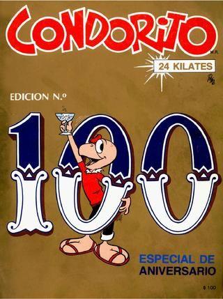 Condorito #100 Aniversario