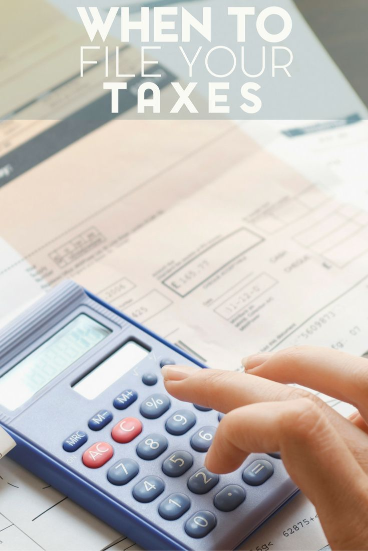 Filing Taxes 101: When To File And Determining Your Filing Status