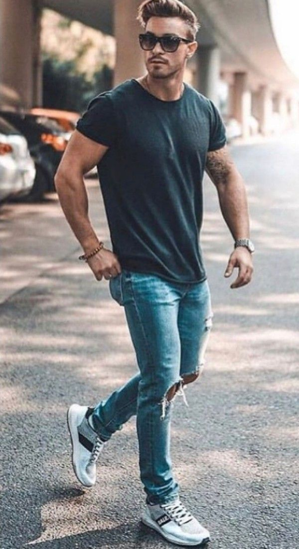 Men S Fashion For Summer Trends And Outfits Mens Casual Outfits Summer Summer Outfits Men Mens Fashion Casual Outfits