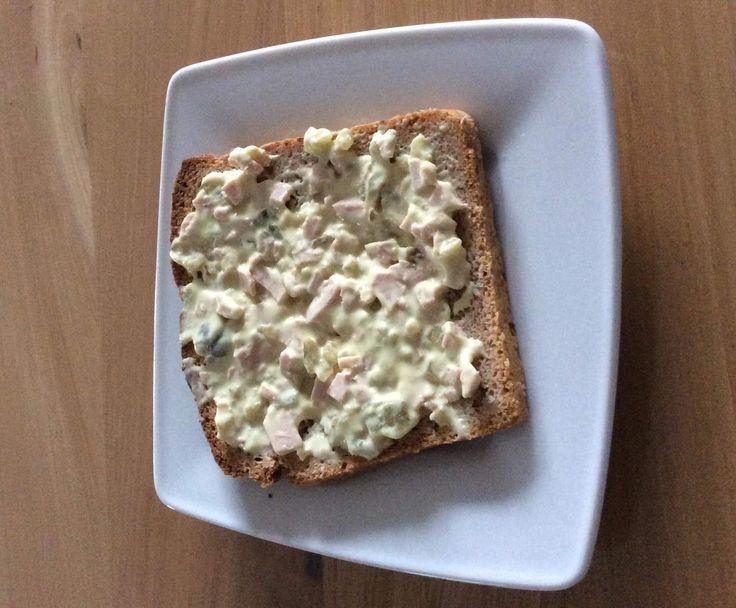 Rezept Fleischsalat besser als vom Metzger, EIN TRAUM von SteffiAndyBasti - Rezept der Kategorie Saucen/Dips/Brotaufstriche