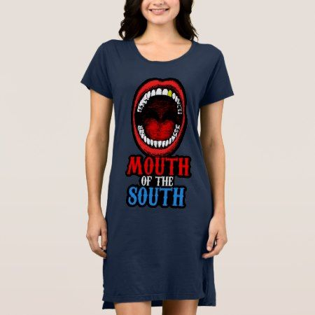 Mouth of the South Dress - click to get yours right now!