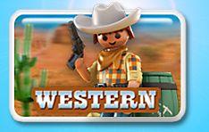Klocki Playmobil Western