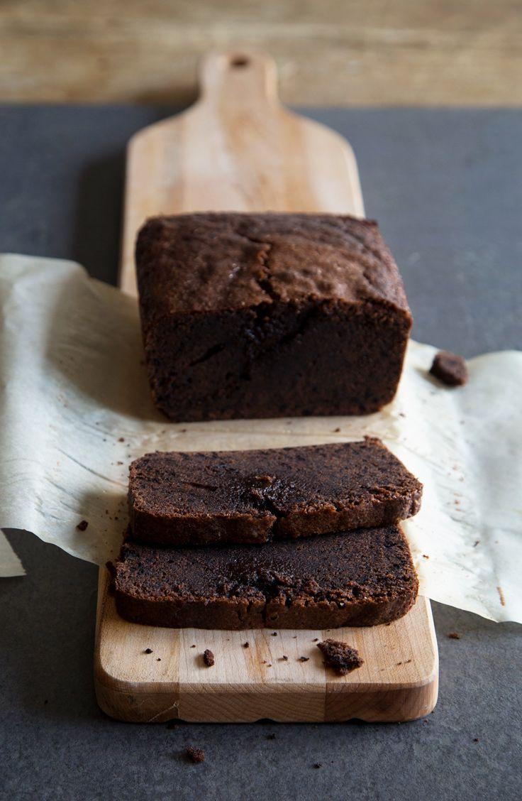 Pound cake au chocolat de Juliette Brun