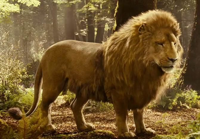 Aslan from the Chronicles of Narnia #sage #archetype #brandpersonality
