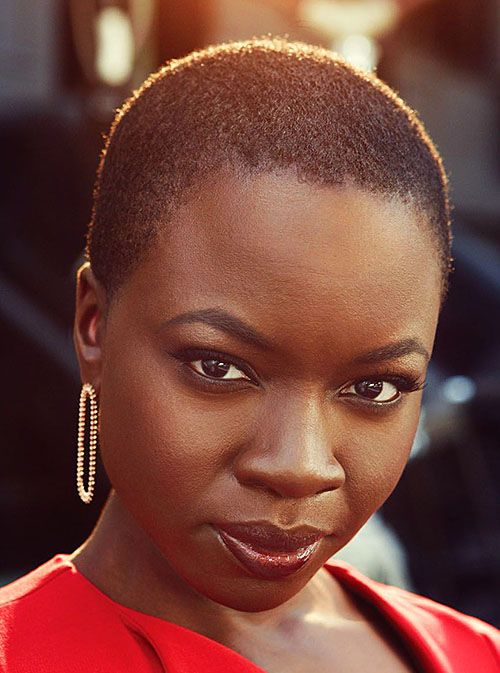 The lovely Danai (Michonne on The Walking Dead)