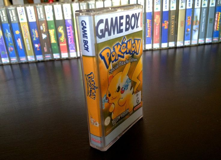 DIY Cases for GB/GBC Games using Casette cases! - 25+ Best Ideas About Video Game Storage On Pinterest Video Game