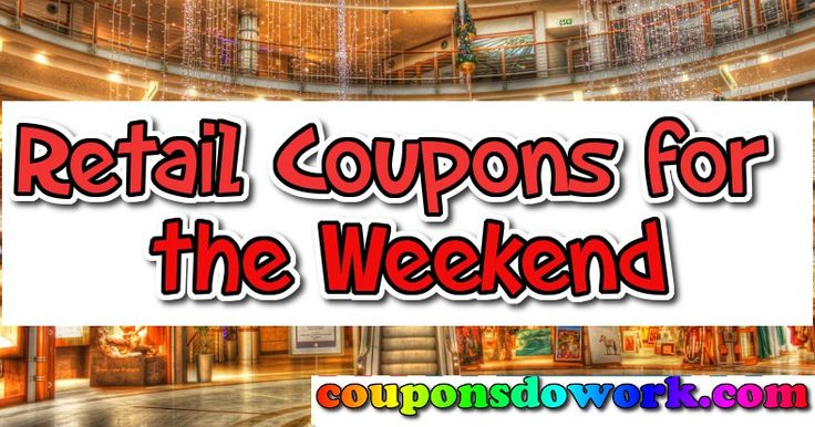 Retail Coupon Roundup for 11/11 to 11/13 : Kohls and more - http://couponsdowork.com/retail-more-coupons/retail-coupon-roundup-for-1111-to-1113-kohls-and-more/