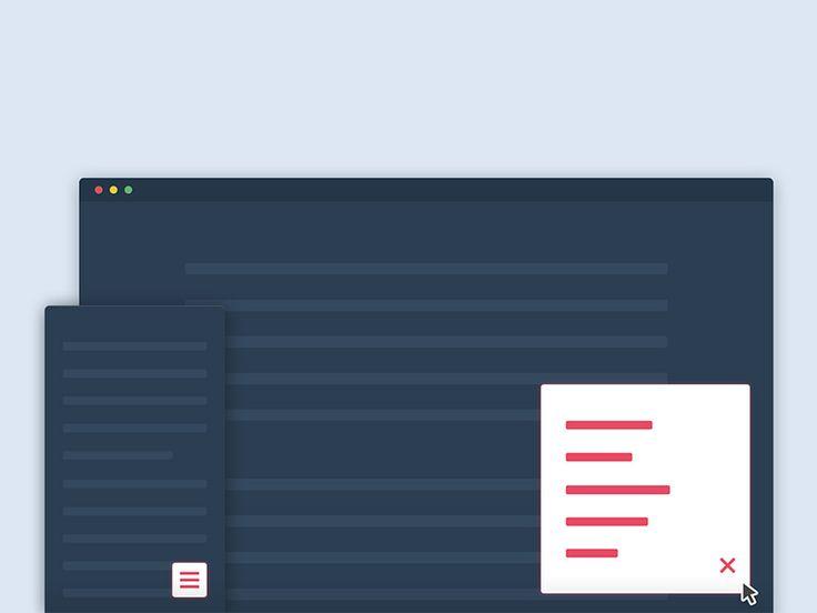 33 best HTML, CSS, JS Elements images on Pinterest Programming - best of blueprint css menu