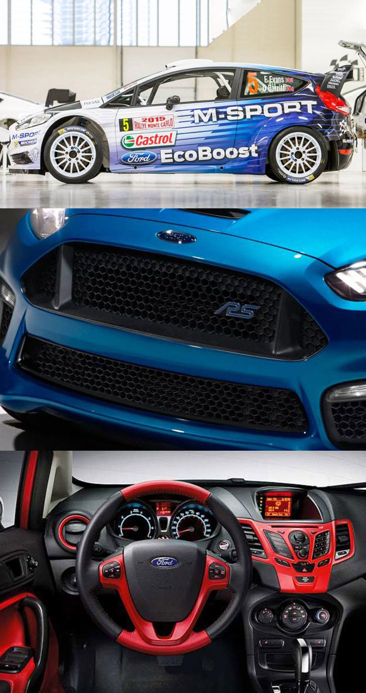 ford fiesta rs can be 4wd in 2017 ford fiestars will join the