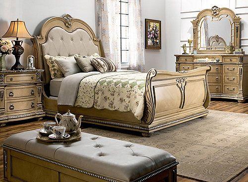 set kamar tidur pengantin mewah imperial victorian desain te