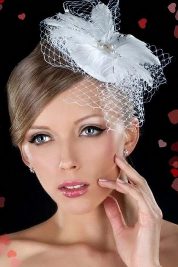 Phenomenal 1000 Ideas About Short Bridal Hairstyles On Pinterest Wedding Short Hairstyles For Black Women Fulllsitofus