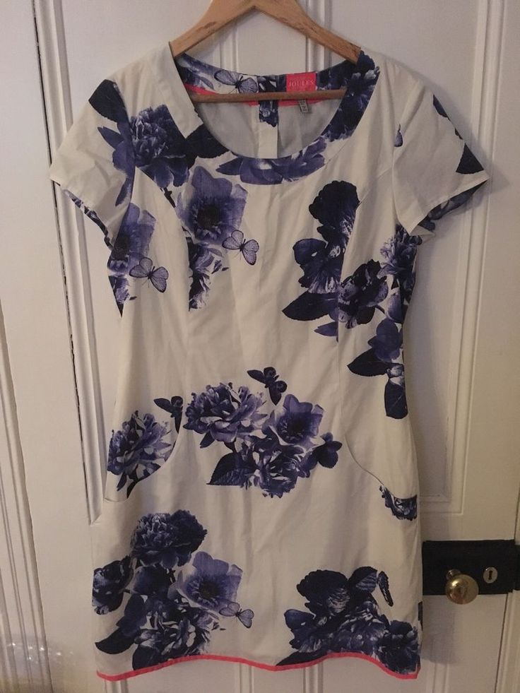 Joules Dress 14 #Joules