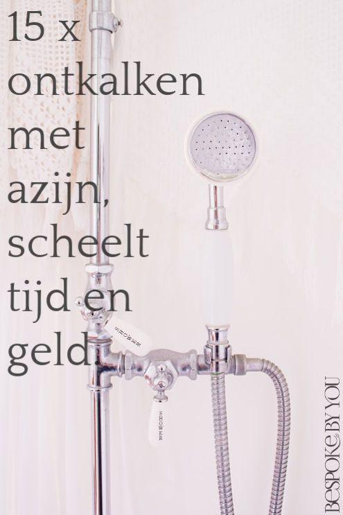 15 X Ontkalken Met Azijn Scheelt Tijd En Geld Bespoke By You Blog