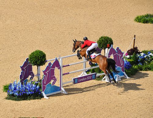 London 2012 : Olympic Equestrian