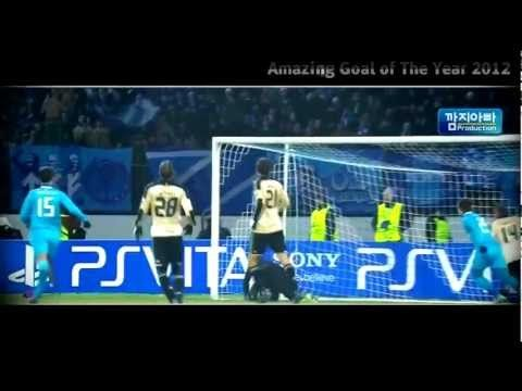 Amazing Goal of The Year 2012 TOP 50 Goals | 세계를 경악시킨 골 - YouTube