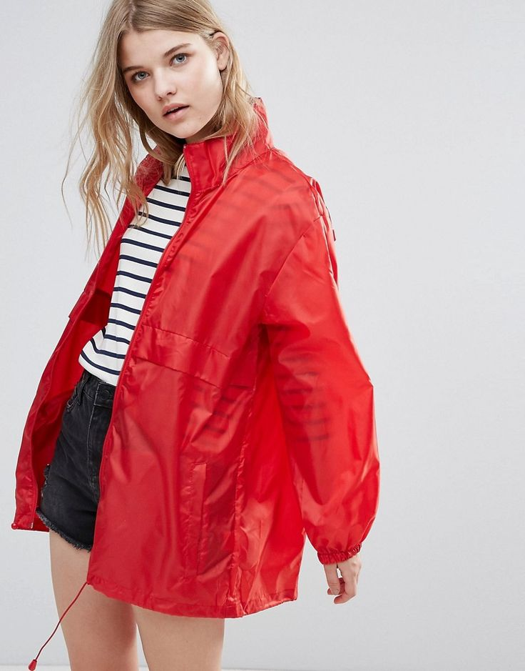 Get this Totes's raincoat now! Click for more details. Worldwide shipping. Totes Plain Raincoat With Hood - Red: Raincoat by Totes, Pack-away design, Super lightweight woven fabric, Waterproof finish, Drawstring hood, Zip fastening, Functional pockets, Drawstring hem, Relaxed fit, Wipe clean, 100% Polyester, Our model wears a UK S/EU S/US S and is 175cm/5'9 tall. (impermeable, chubasquero, chubasqueros, impermeable, raincoat, wasserundurchlässig, impermeable, imperméable, impermeabile…