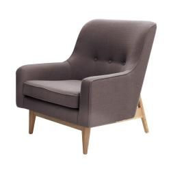 Alexa Arm Chair | Clickon Furniture | Designer Modern Classic Furniture $695