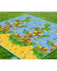 Dětská podložka na hraní premium 200x180 cm