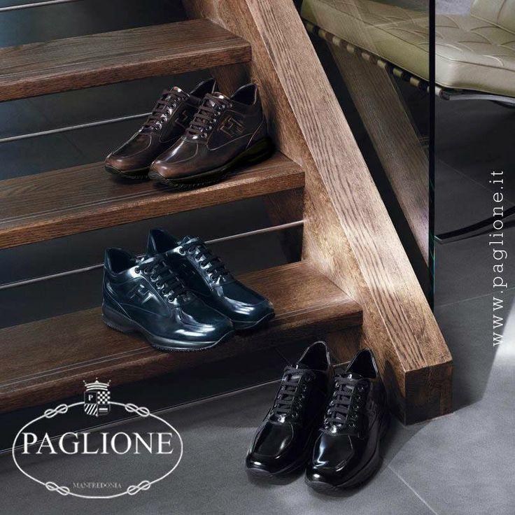 #HOGAN #Uomo #Interactive in #vernice per un #look #classico. Scopri tutti i #Saldi e le #Promozioni nel nostro #store #Shoes #Man #Boutique #Moda #Style #Brand