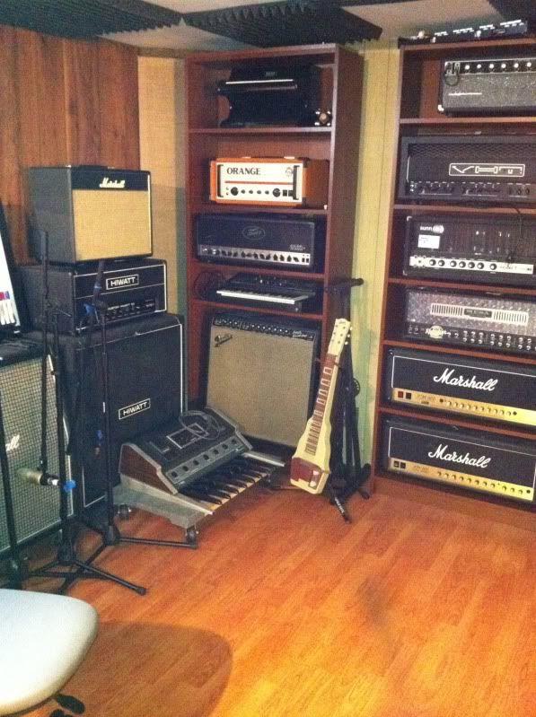 Image result for guitar amp cab shelving