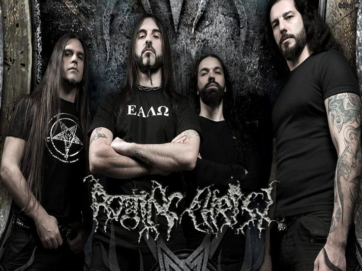Rotting Christ Image: Rotting Christ... I Absolutely LOVE Their Music