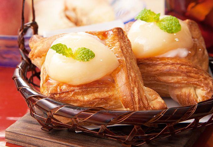 京都発・高級デニッシュ食パン「ミヤビ」から新作8種 - ジューシーな甘夏や白桃を使った菓子パンなど 写真2