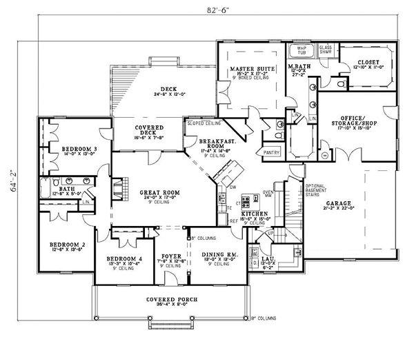 139 best House Plans images on Pinterest   Dream house plans ...