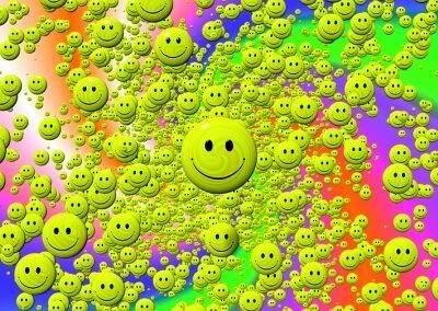 The findings showed that facial feedback (such as imitating a smile) actually modifies the neural processing of emotional content in the brain, and concluded that our brain's circuitry of emotion and happiness is activated when we smile!