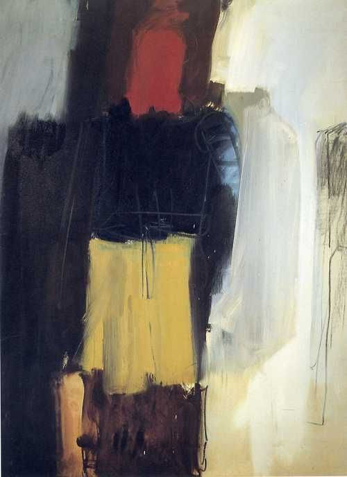 Larry Rivers (1923-2002) was one of the first artists to really merge non-objective, non-narrative art with narrative and objective abstraction and is considered on of the most important post-War American artists.