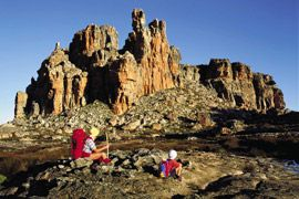 Western Cape Hiking Trails