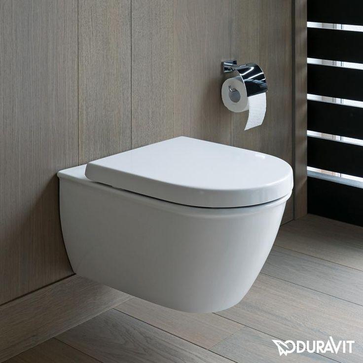 Duravit Darling New Wand-Tiefspül-WC, rimless weiß mit WonderGliss