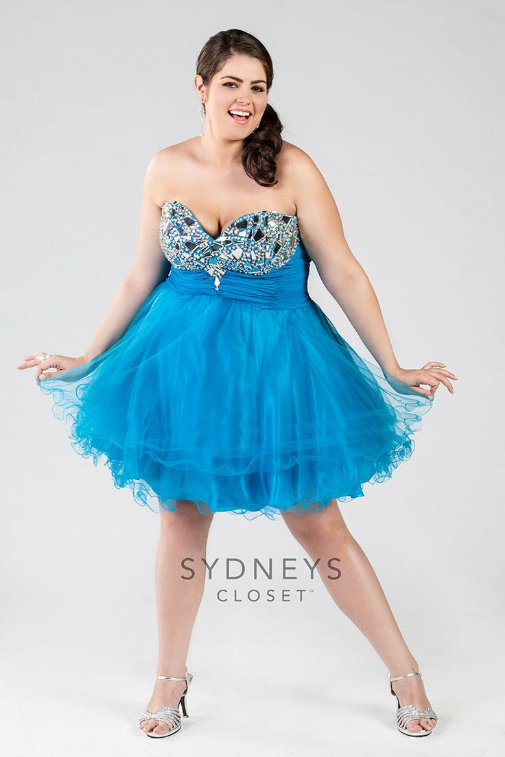 15 best images about dresses on Pinterest | Plus size prom ...
