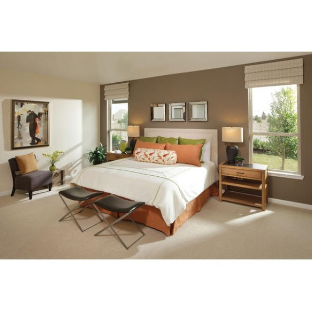 Model home decor master for the home pinterest Model home master bedroom decor