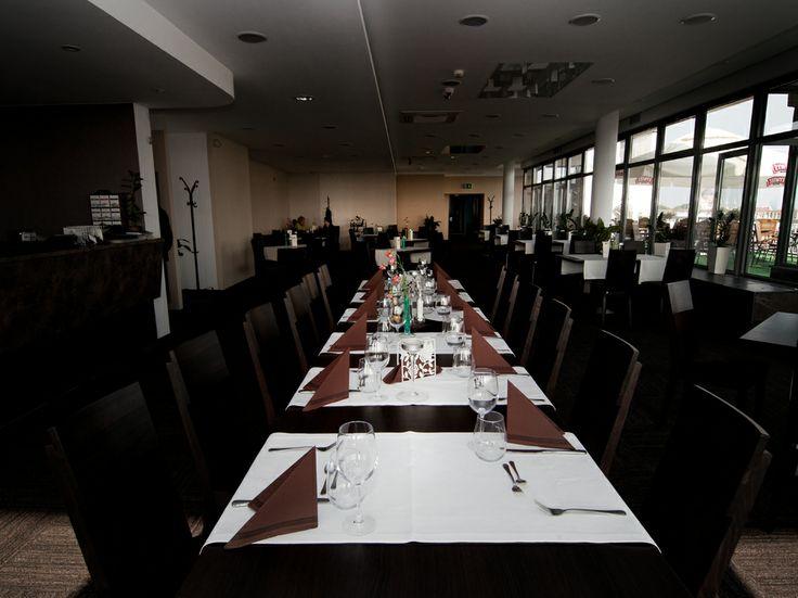 Inside our Restaurant #krakow #cracow #kraków #vidokrestaurant #poland www.facebook.com/restauracjavidok www.restauracjavidok.pl