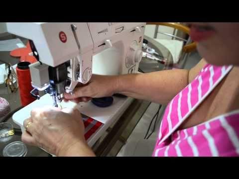 Como costurar malha em máquina doméstica - Aula 30 - YouTube