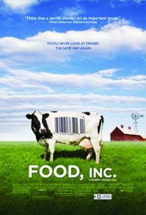 Food, Inc. -- An unflattering look inside America's corporate controlled food industry. Be aware of what you put into your body and where it comes from! MUST WATCH!
