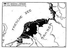 Koninkrijk Friesland in de Middeleeuwen