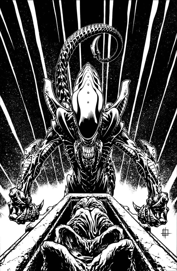 Aliens cover 2 by Spacefriend-KRUNK.deviantart.com on @deviantART
