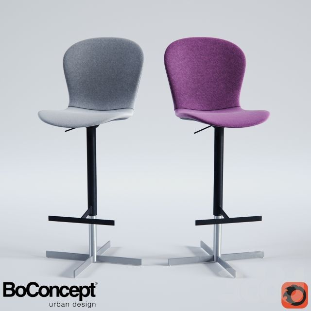 BoConcept Adelaide Chair