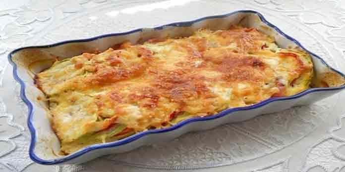 Кабачки запеченные с помидорами и сыром | Вкусно готовим дома